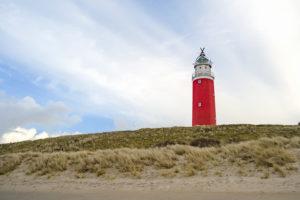 Urlaub auf Texel - Leuchtturm
