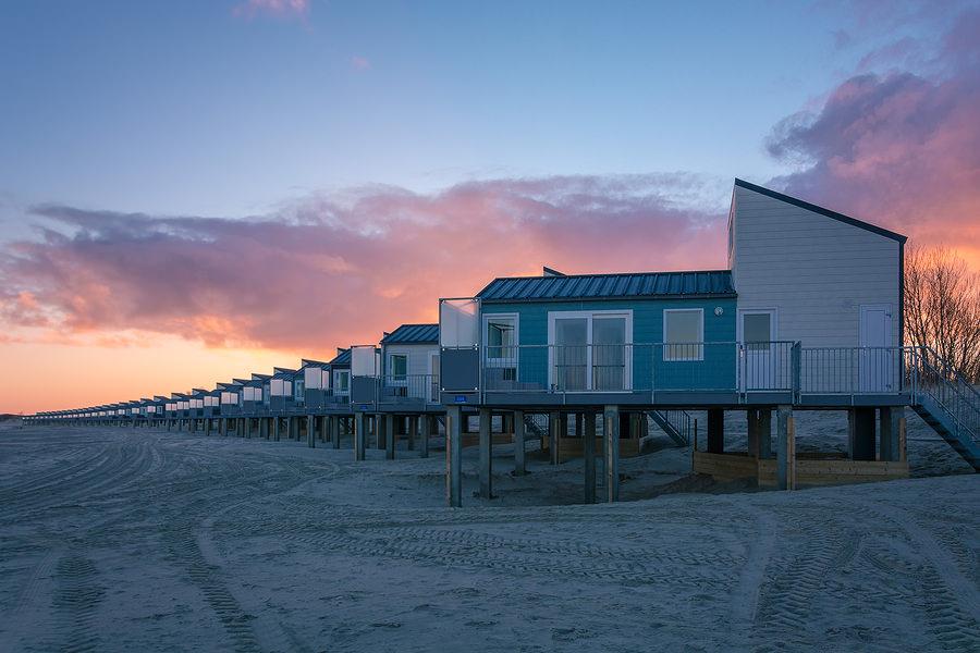 Unterkünfte für den Strandurlaub in Holland