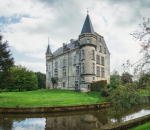 Schloss Schaloen in Valkenburg